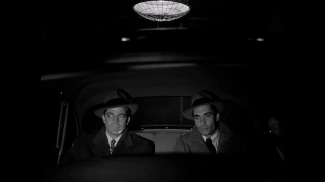 Download Where the Sidewalk Ends, 1950, Otto Preminger