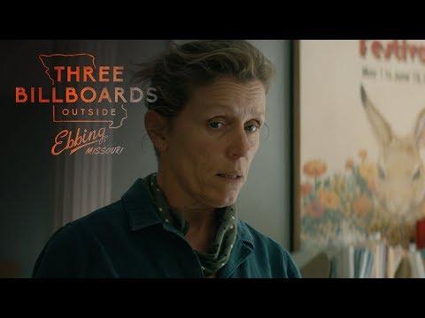 THREE BILLBOARDS OUTSIDE EBBING, MISSOURI | Uncensored First 10 Minutes | FOX Searchlight