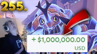 $1,000,000 Donation on Twitch..!! | OVERWATCH Daily Moments Ep. 255 (Funny and Random Moments)