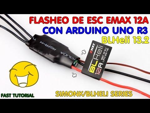 flashing firmware blheli passthrough simonk firmware