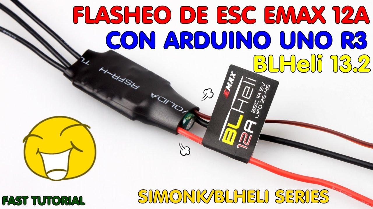 maxresdefault fast tutorial instalaci�n firmware blheli en esc emax 12a simonk  at fashall.co