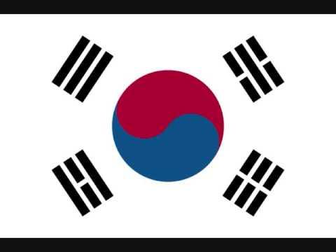 South Korean National Anthem Rock version