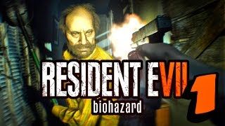 RESIDENT EVIL 7 - PART 1 (CAN I SURVIVE)