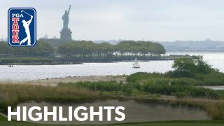 Highlights   Round 1   THE NORTHERN TRUST 2019