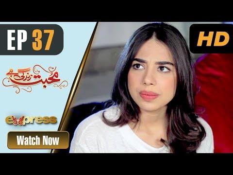 Mohabbat Zindagi Hai - Episode 37 - Express Entertainment Dramas