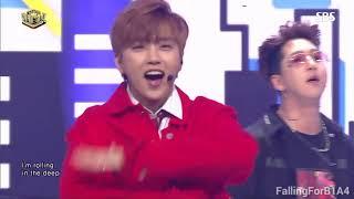 B1A4 (비원에이포 ) - Rollin' Stage Mix
