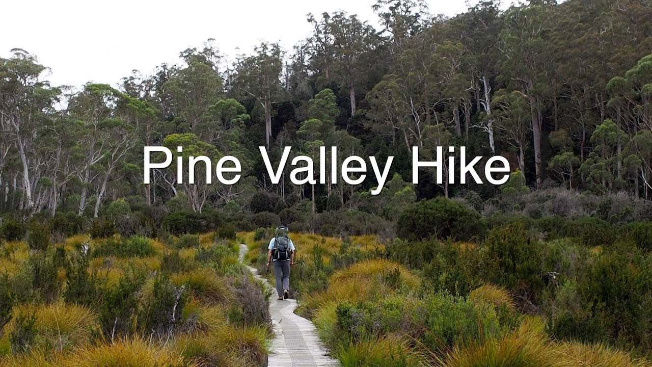 Pine Valley Hike - YouTube