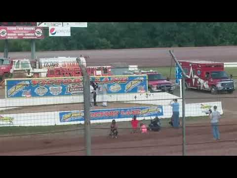 Lernerville Speedway 6/14/19 The Hunkele Wedding