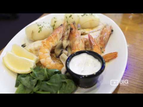 Seafresh Fish Restaurant London For Seafood And Fish Dishes