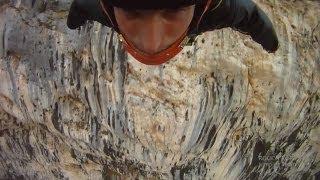 Extreme спорт Роупджампинг: Прыжки Rock&Rope в каньоне Вердон