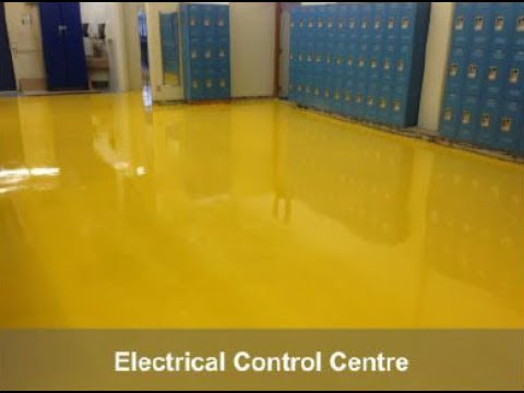 Self Leveling Epoxy Flooring For Commercial Industrial And Residential Applications