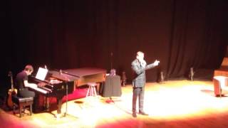 Suggs: Live at the Ulster Hall, Belfast - 30.5.14