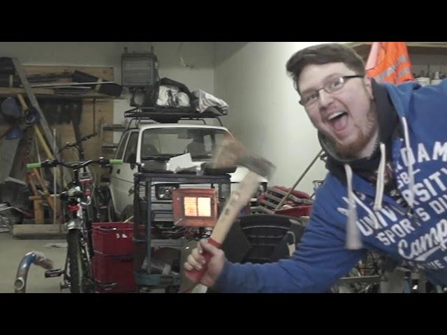 Spielkinder in der Garage (Oskars Fiat 126 Zwischenstand + Projektankündigung)