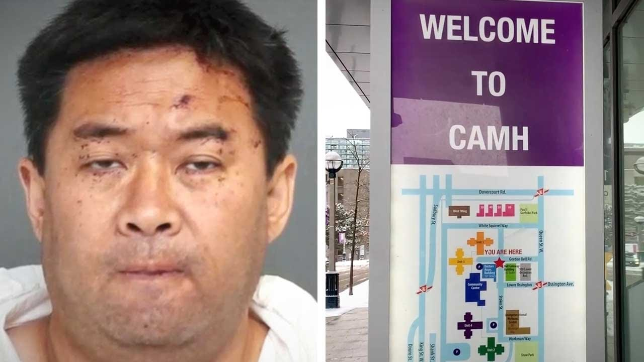 Build fences, tell the cops if patients escape: Toronto's CAMH has new guidelines | David Menzies