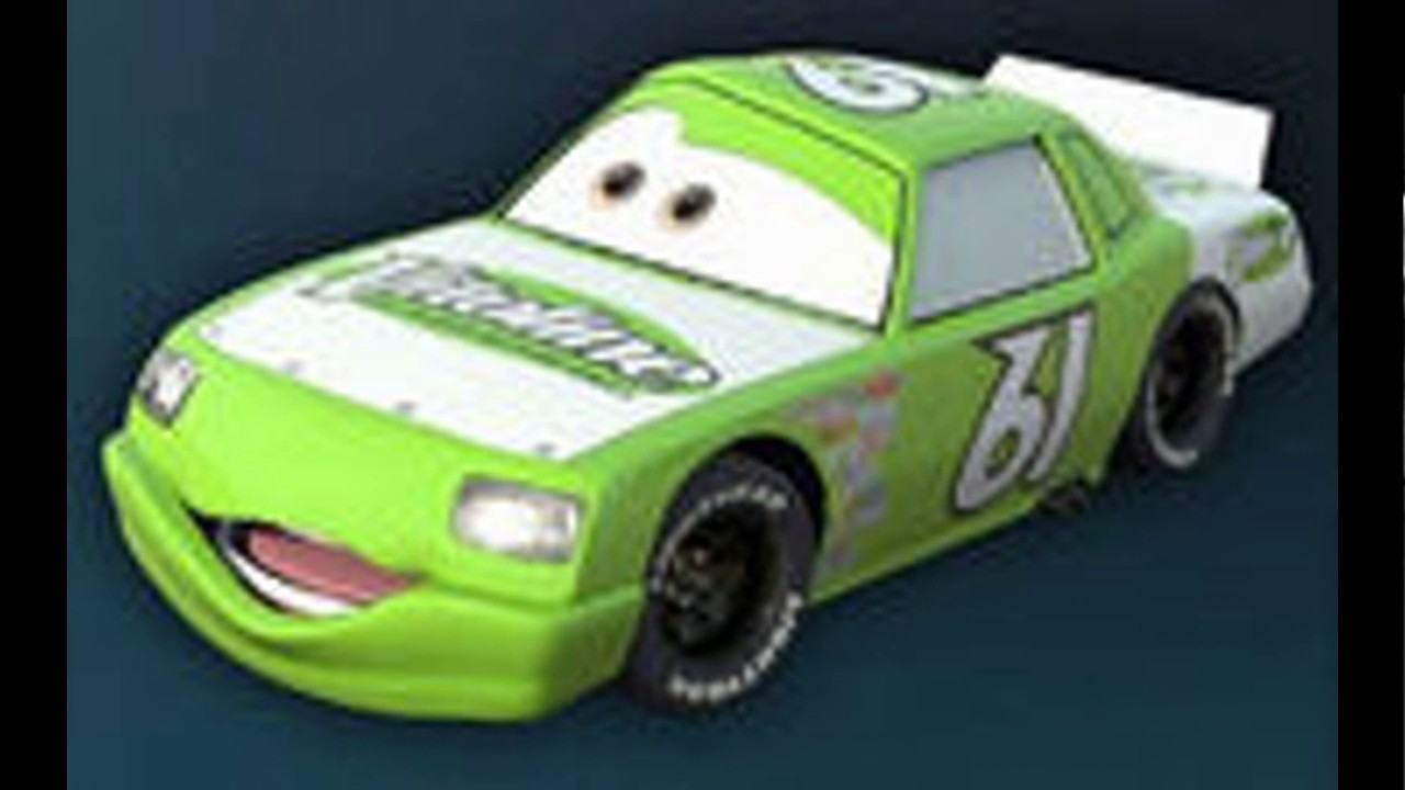 R I P 2006 Piston Cup Racers Youtube