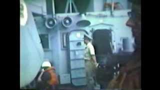U.S.S. WADDELL (DDG-24)
