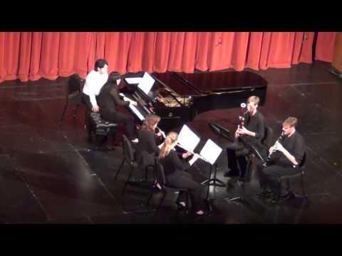 Student Composer Concert Oct.21 2013 in Manhattan School of Music