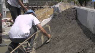 The Build Project : How To : Quikrete a Jersey Barrier w/ 510 Skate Shop streaming