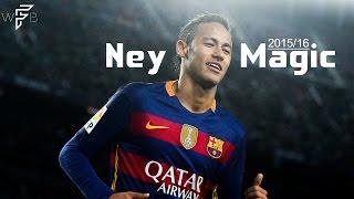 2015/16 neymar jr. brilliant neymagic: skills/goals show! hd