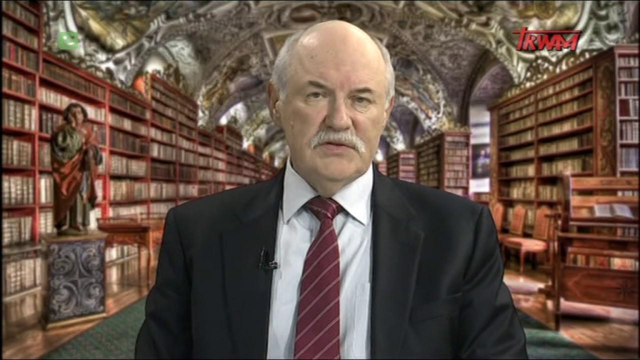 Myśląc Ojczyzna – prof. dr hab. Piotr Jaroszyński