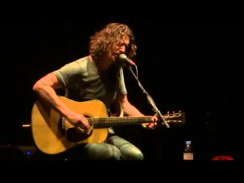 """Billie Jean"" Chris Cornell@Santander Performing Arts Center Reading, PA 11/22/13"