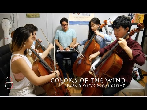 COLORS OF THE WIND | Disney's Pocahontas || JHMJams Cover No