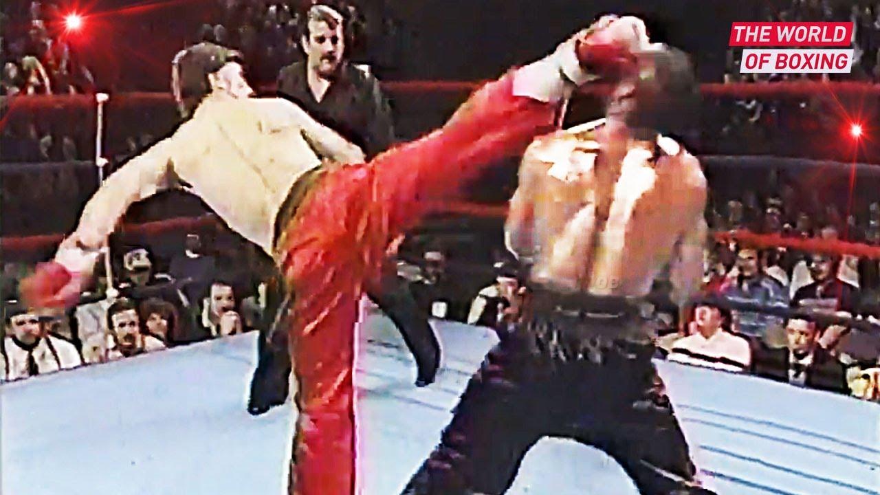 The Brutal Fight – Muay Thai vs Kickboxing