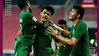 ไฮไลท์ฟุตบอล ซาอุดีอาระเบียVSอุซเบกิสถาน AFC U23  ชิงแชมป์เอเชีย2020 (ซาอุดิอาระเบียเข้ารอบชิง)