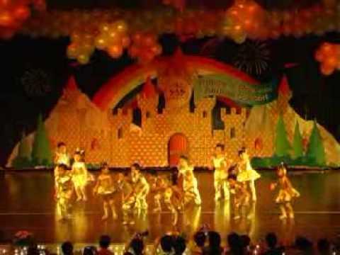 prince and princess kindergarten annual concert 2007 part