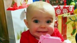 Forget Stress and Laugh Hard! - Cutest Baby and Kids Christmas Day Fun Things