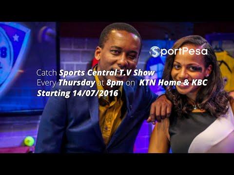 Sports Central  Kenya Season Premiere