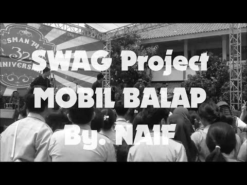 Pensi SMA 74 Jakarta. 'Mobil Balap' Cover Live by. SWAG Project