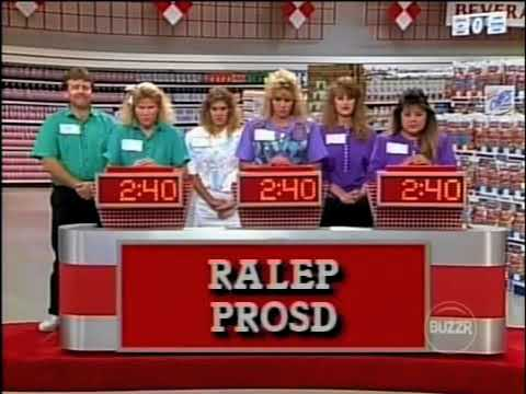Supermarket Sweep   Charlie & Tracy  Christie & Stacey  Diane & Sally