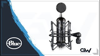 Blackout Spark SL : Test du microphone Blue (Condensé)