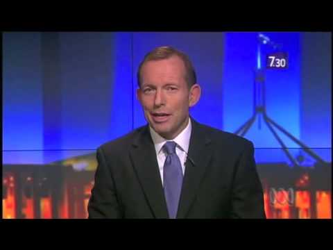 Tony Abbott vs. Peggy Lee - Is That All There Is?