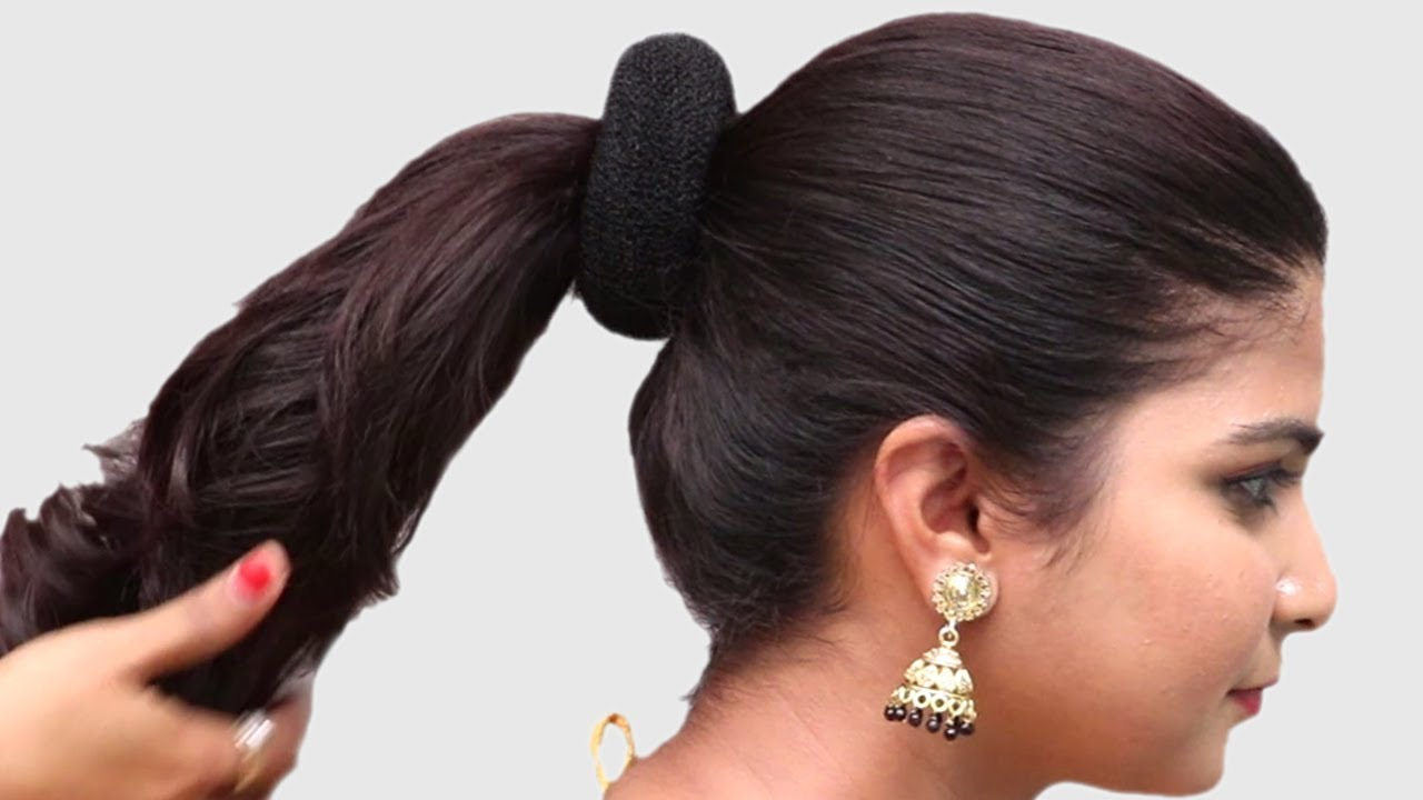 Different Ponytail Hairstyles For Short Hair 🌺 Best