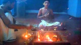 Ganeshi Pooja in Kerala
