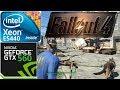 Fallout 4 | Xeon E5440 GTX 560 8Gb DDR3