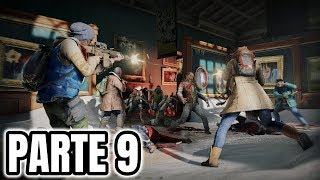 WORLD WAR Z Gameplay Español Parte 9 (PC) - Ultra Settings [1440p HD 60fps]