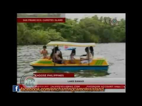 Lake Danao in TV Patrol Central Visayas
