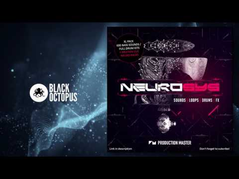 Neurosys (samples for drum and bass, dubstep, neurofunk, drumstep)