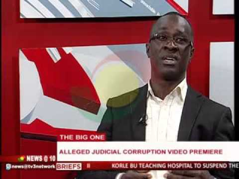 News@10 -The Big One - Discussing the legal implications of showing Anas' video - 22/9/2015