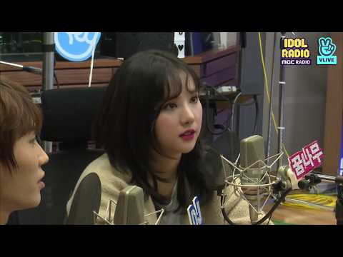 Gfriend Singing And Dancing Along To Ateez - Say My Name