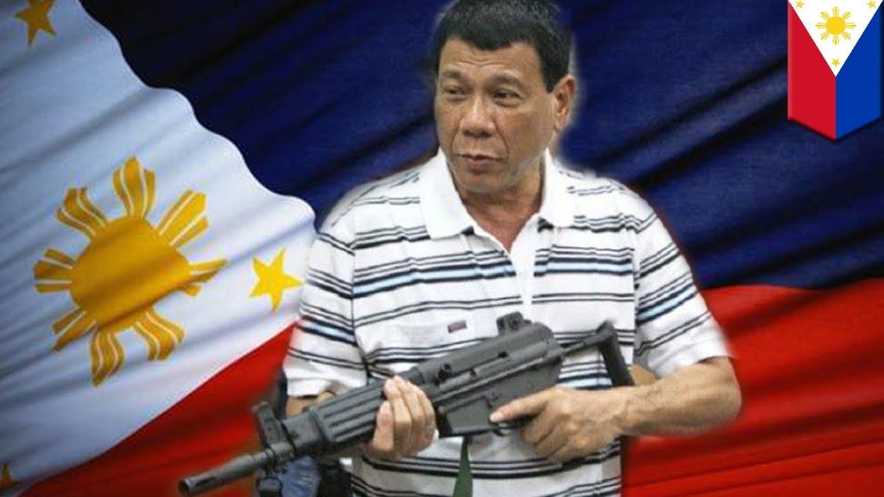Presiden Filipina Mengaku Pernah Menjadi Gay Namun Sembuh