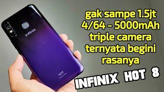 Redmi Note 8 VS Infinix Hot 9 Play VS Samsung M11! Mana HP 1 Jutaan Terbaik?.
