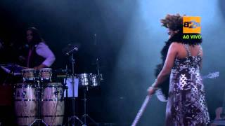 Back2Black - Macy Gray Ao Vivo - Nothing Else Matters