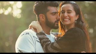 Making of Arjun Kapoor and Shraddha Kapoor's Filmfare shoot