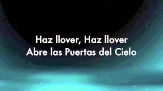 Haz Llover (Abre las puertas del Cielo) - Iglesia Mundial de Avivamiento LETRA