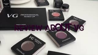видео Профессиональная декоративная косметика