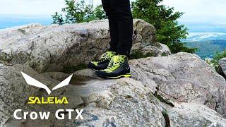 joyvi Beispielvideo Salewa Crow GTX Wanderschuhe für Herren